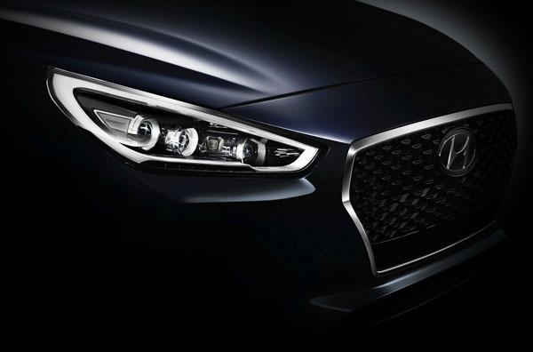 New Hyundai i30 2017