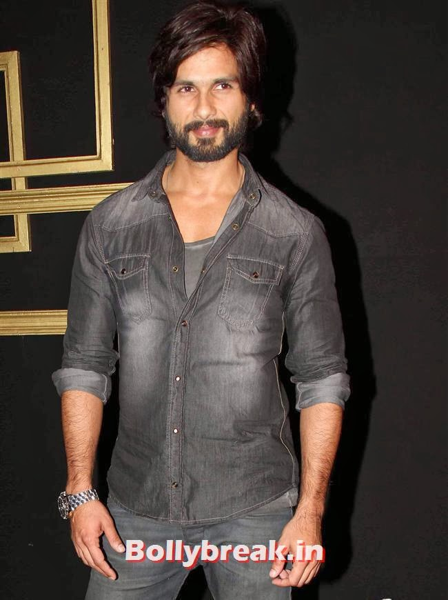 Shahid Kapoor, All Bollywood Celebs at Deepika Padukone Golden Party