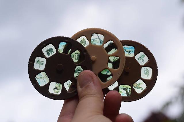 T-Rex projector