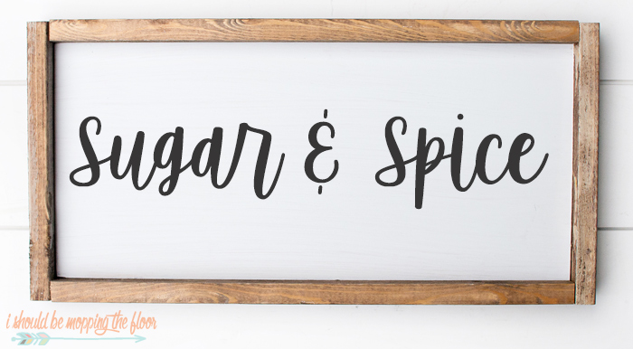 Sugar and Spice Font