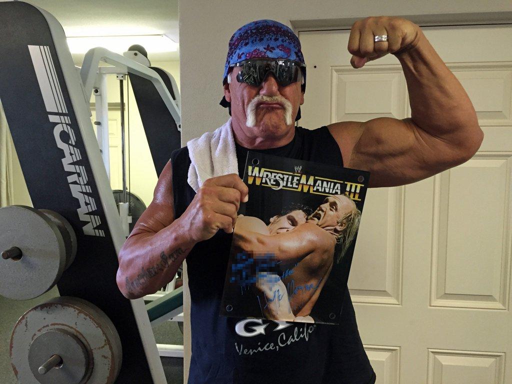 Hulk hogan fans club italia anche il settimanale gente ha for Gente settimanale sito