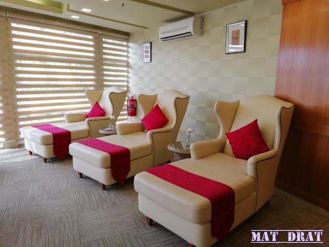 Pulse Grunde Putrajaya - Shangri-la Putrajaya Hotel