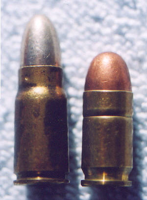 welcome to the world of weapons pistol 8mm bullets