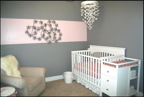 decoracion habitacion bebe cenefas