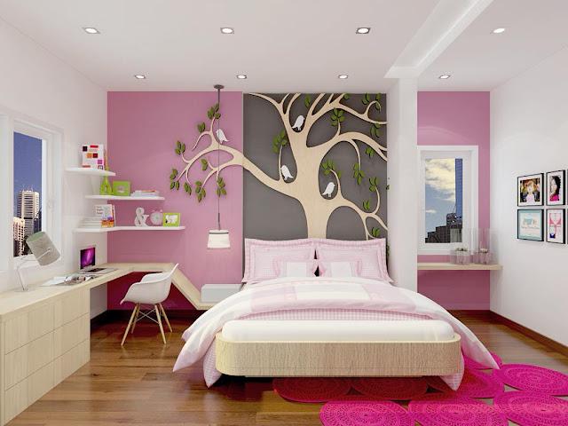 5 Tips Dekorasi Kamar Tidur Remaja Perempuan yang Bisa Anda Coba
