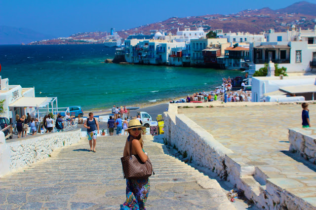 Mykonos, Greece - 5 Safest Destinations for Solo Women Travelers