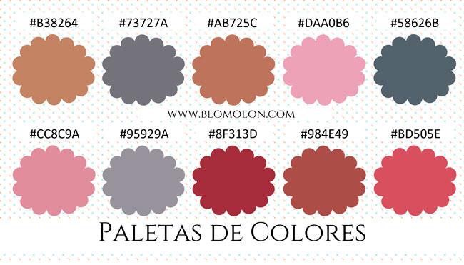 paletas de colores 8