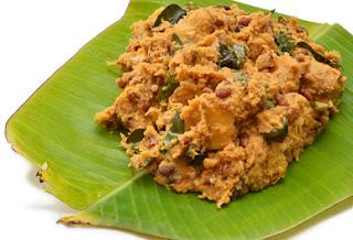 Ettangadi Puzhukku is another special dish made on thiruvathira festival in Kerala