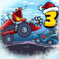 Car Eats Car 3 Evil Cars Unlimited Money MOD APK