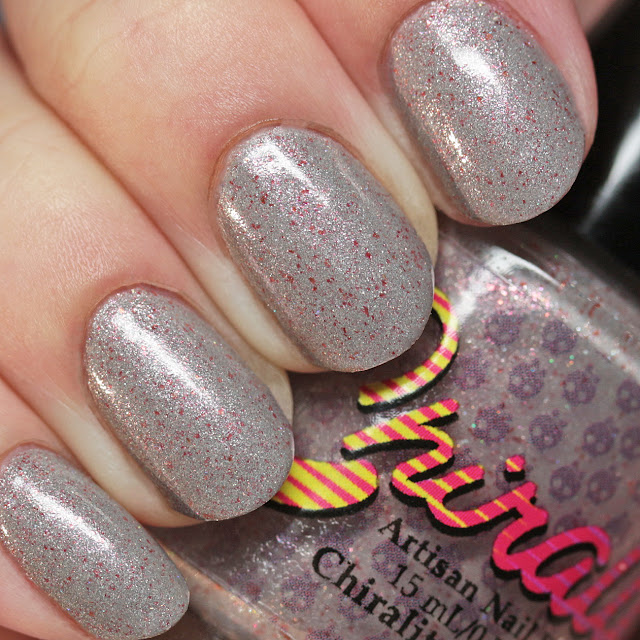 Chirality Polish The Velvet Death