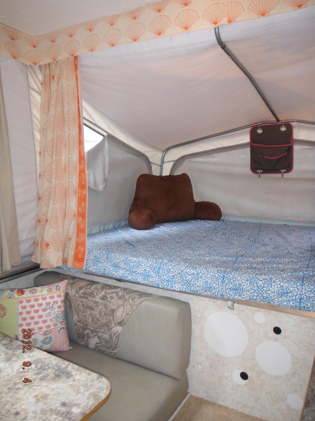 this house we call home our new to us camper. Black Bedroom Furniture Sets. Home Design Ideas