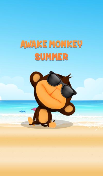 Awake Monkey Summer