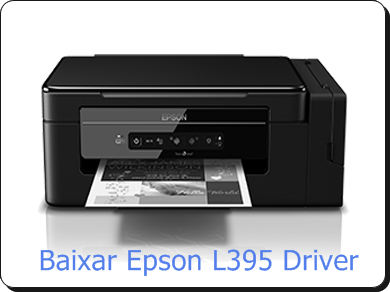 Epson L395 Driver Download