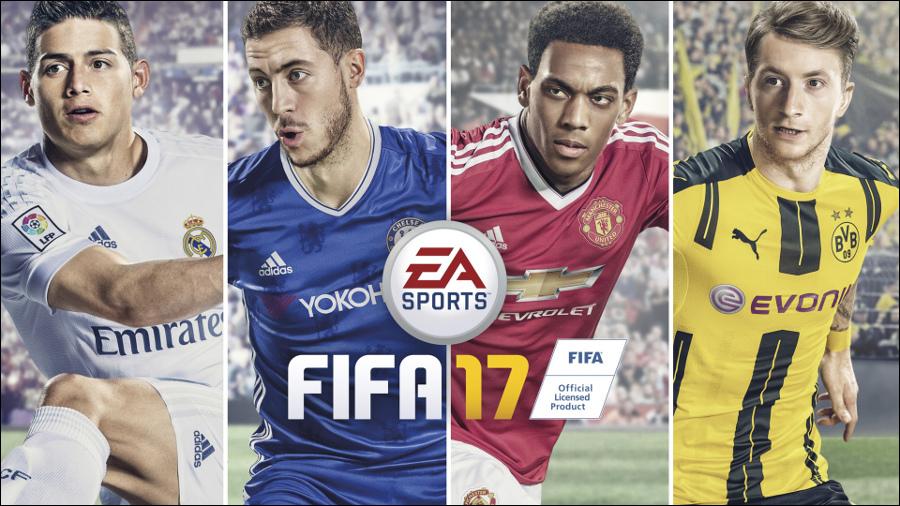 FIFA 17 oficialmente anunciado