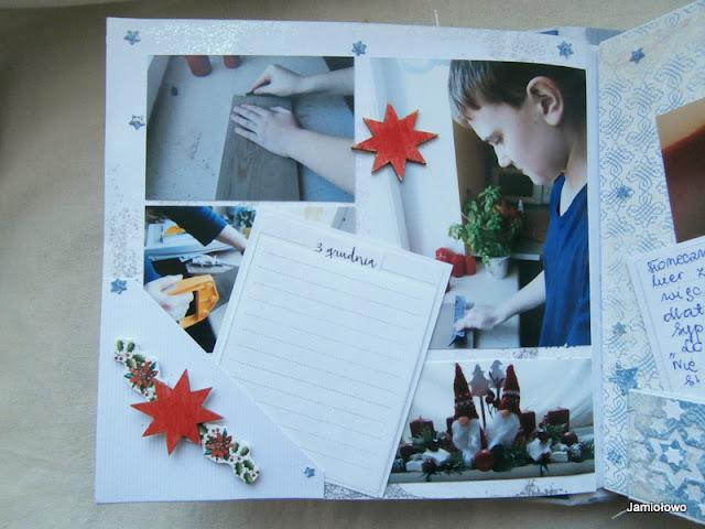 zdjęcia z przygotowań do świąt