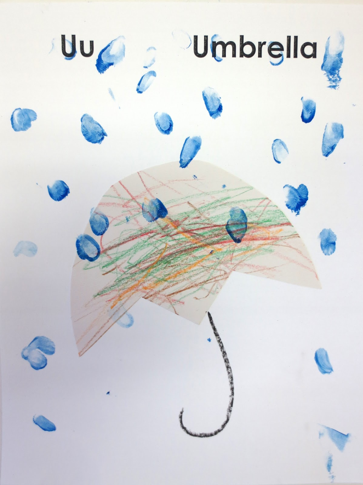 Princesses, Pies, & Preschool Pizzazz: Rainy Day Crafts ...