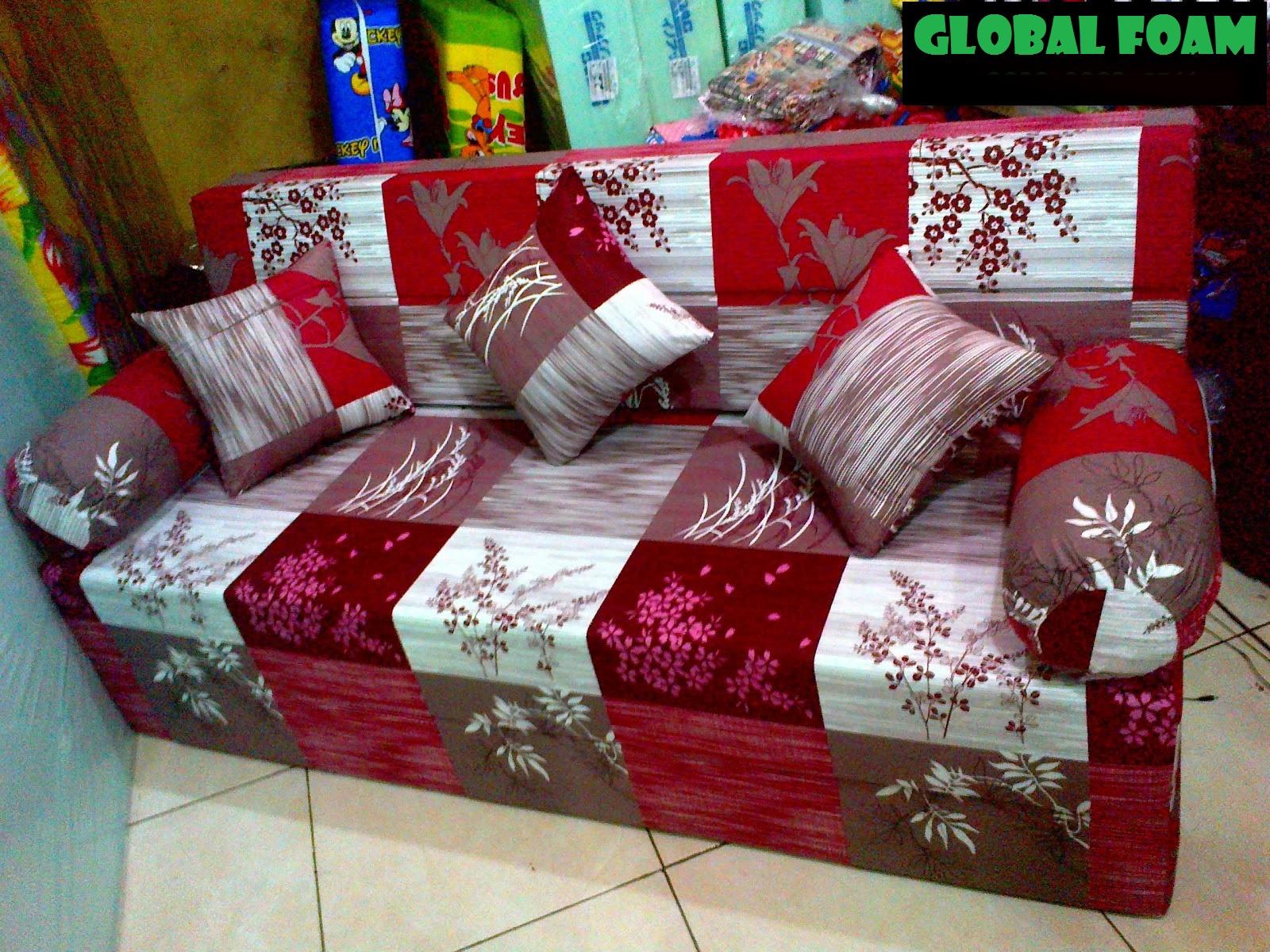 harga sofa bed inoac no 1 cushion cover ideas kasur 2018 distributor dan agen resmi