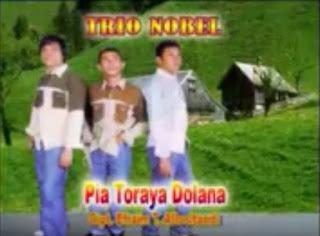Trio Nobel Pia Toraya Dolona