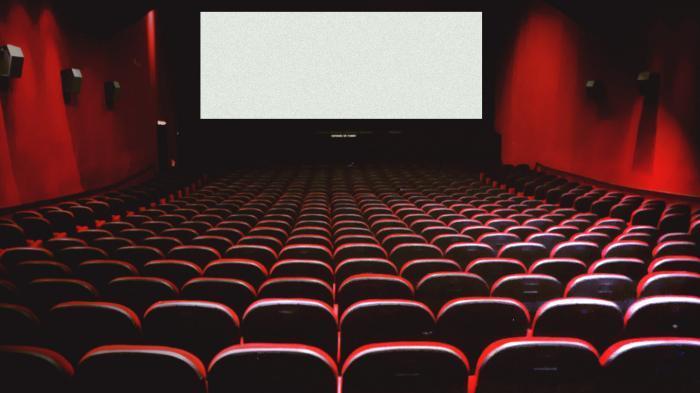 Cinema ad in Malaysia