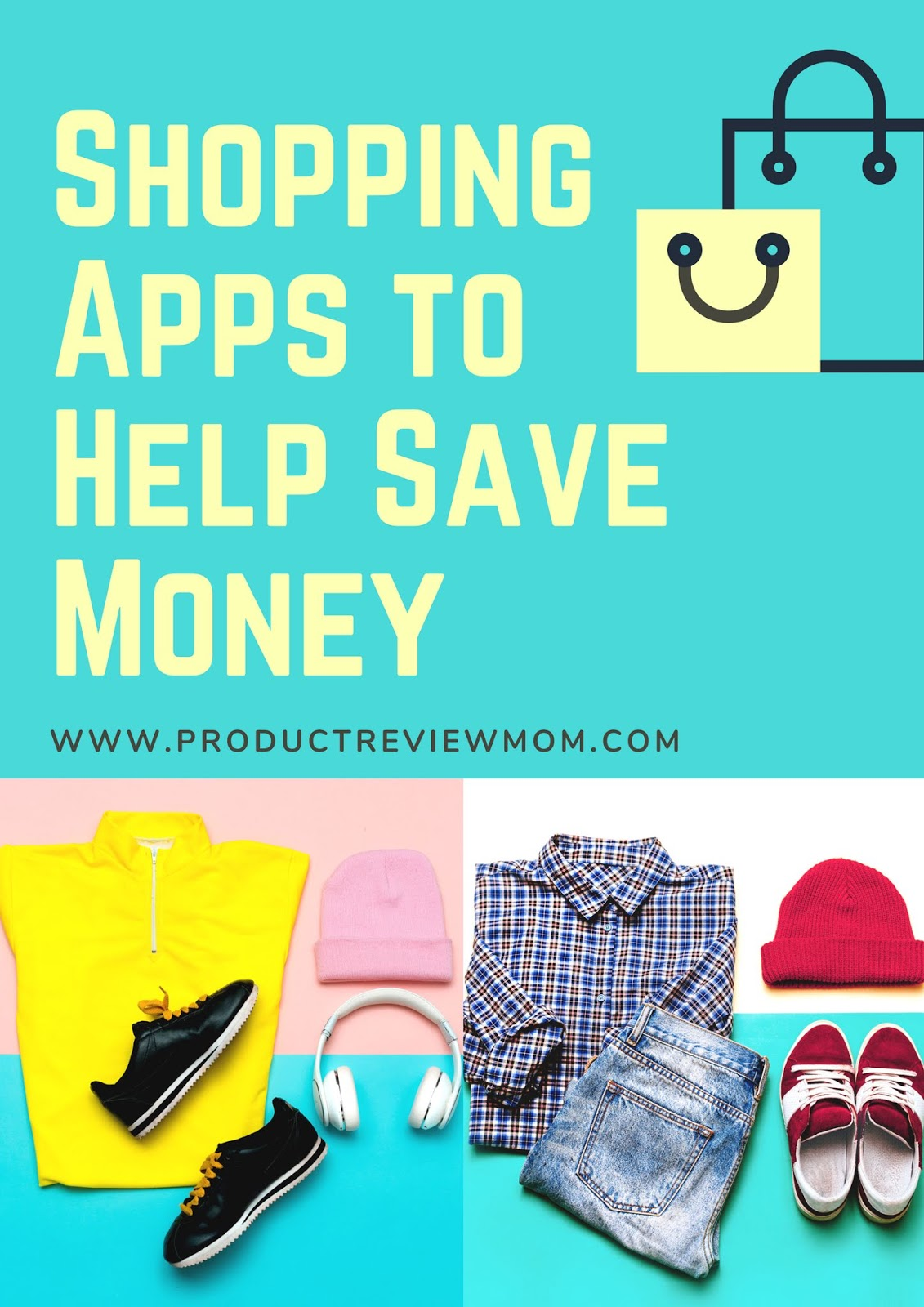 Shopping Apps to Help Save Money  via  www.productreviewmom.com