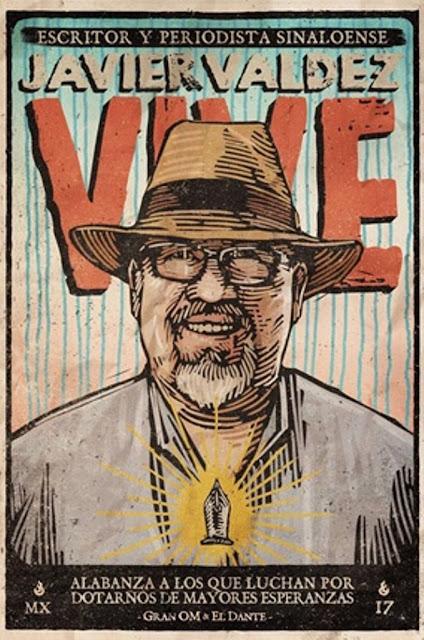 Javier Valdez Vive