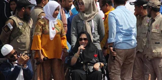 Sambil Terisak, Rachmawati: Saya Putri Bung Karno, Bukan Jual Gambar!