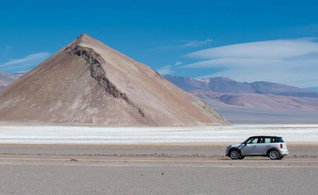 Aluguel de carro em Antofagasta