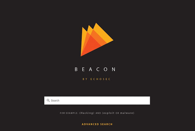 Beacon: Ultimate Search Engine (Google) for the Dark Web