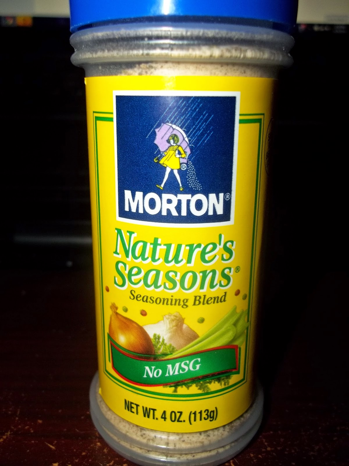 Ramblings Thoughts, Video Review, Review, Seasoning, Spice, Kitchen, No msg, Nature's Seasons, Mortons