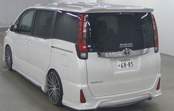2019 Toyota Noah Release Date