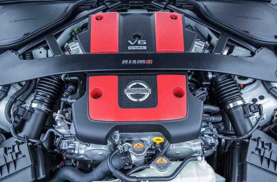 2018 2019 Nissan 370Z Engine
