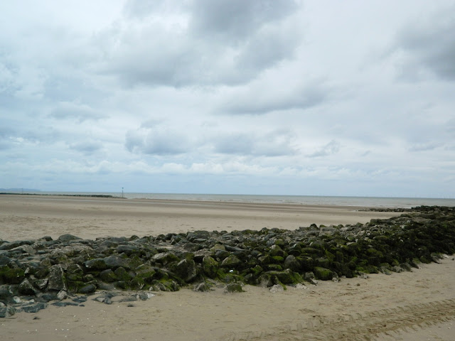 Barkby Beach, North Wales, North Wales Beach,