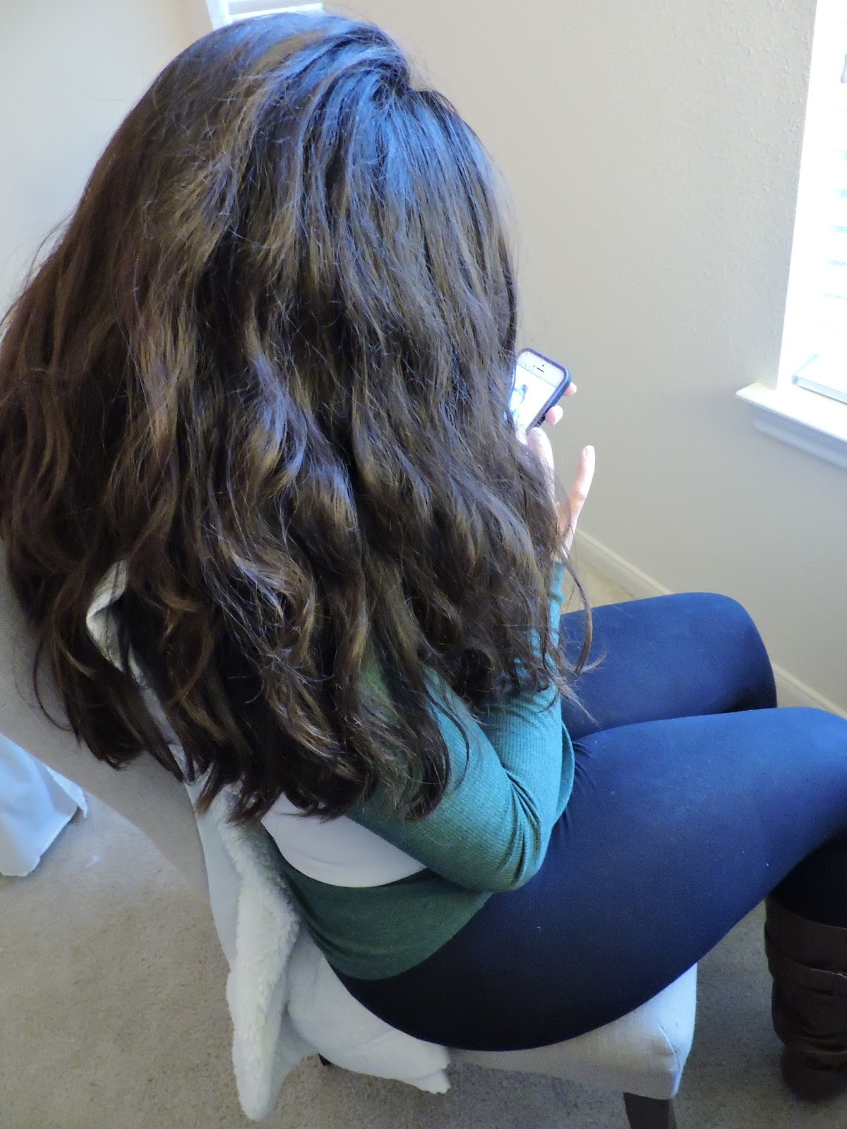 Big Loose Wavy Curls using the Curling Wand