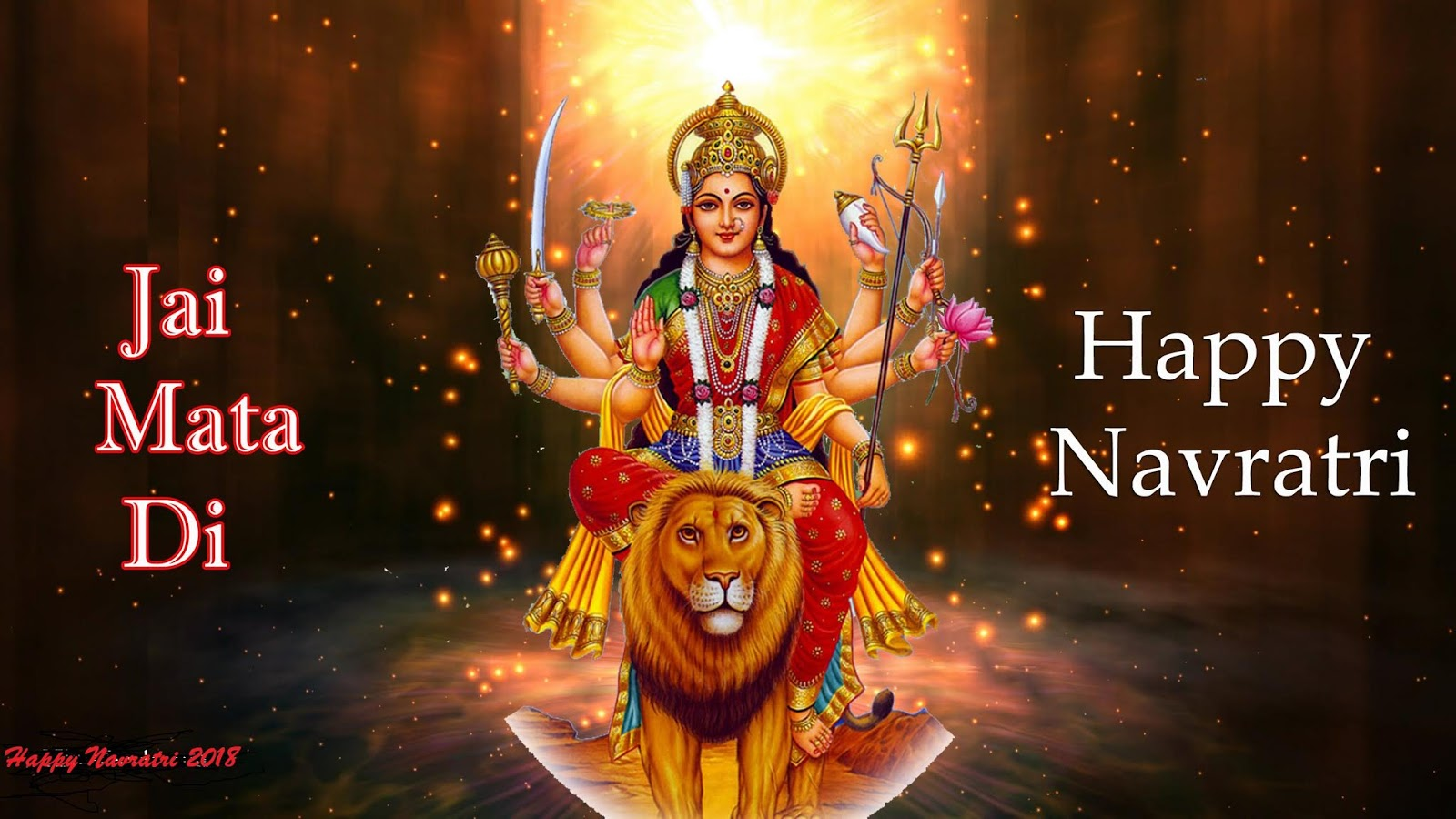 Happy Navratri Images Photos Wallpapers For Whatsapp Hd 2018 Happy