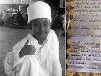 Santri Hafiz Al-Qur'an Ini Meninggal Karena Dianiaya, Isi Catatan Harian Miliknya Yang Ditemukan Bikin Nangis, Begini Isinya