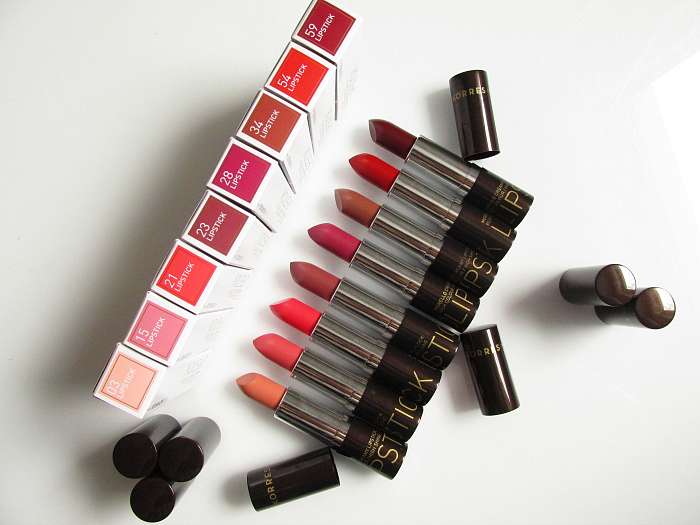 Review: KORRES Morello Creamy Lipsticks - 8 Farben - Beauty Blogger