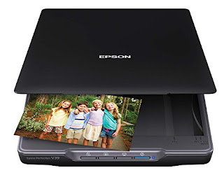 Epson Picture Scanning Machine - V39 Perfection Photo Scanner - Computers