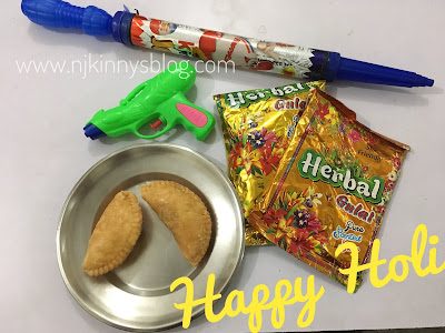 Njkinny's Blog wishes you a very Happy and memorable Holi