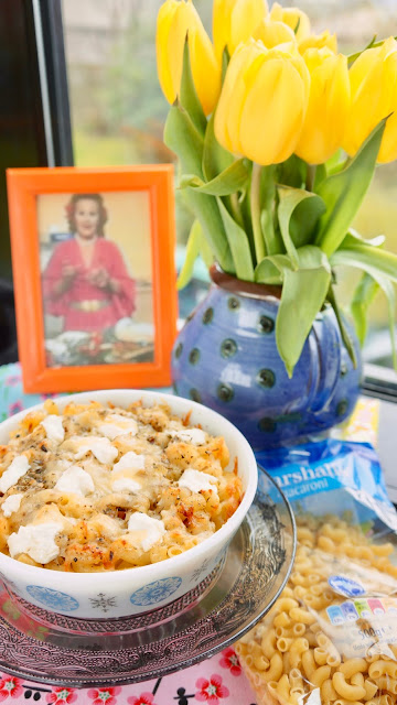 Fanny Cradock Greek Macaroni Pie