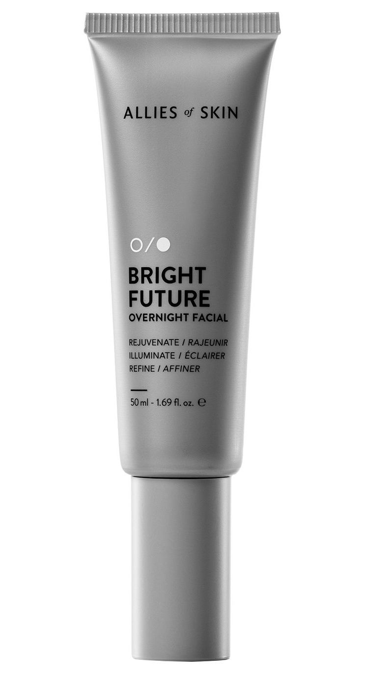 Allies Of Skin Bright Future Overnight Facial Now Available