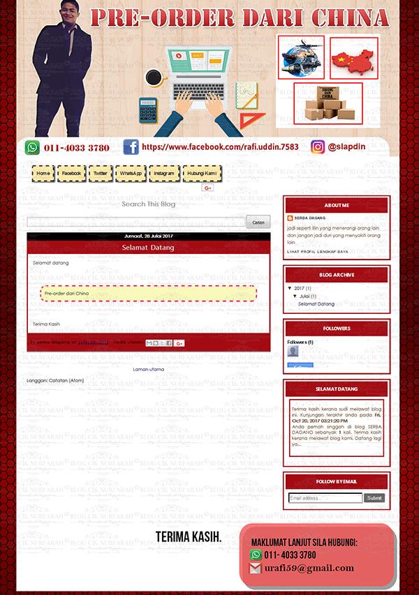 Blog Design 72