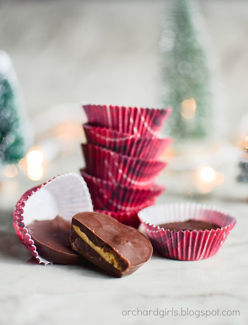 Keto | Low Carb Chocolate Peanut Butter Cups by Orchard Girls Blog
