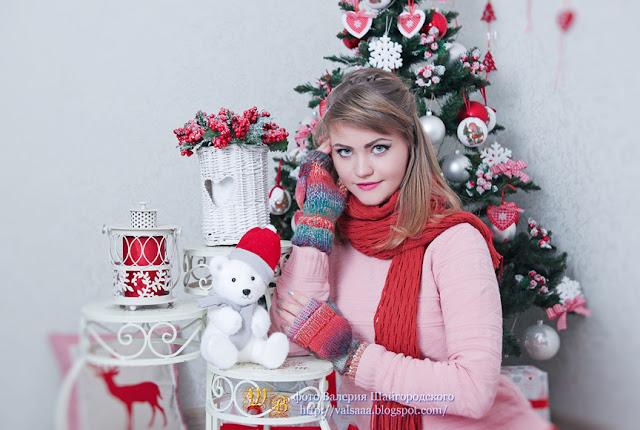 фотосессия новый год рождество