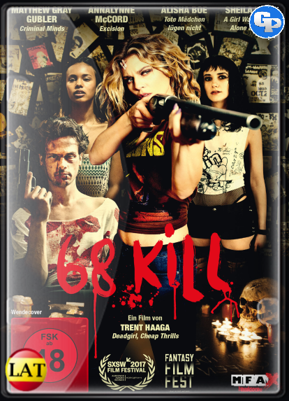 68 Kill (2017) LATINO