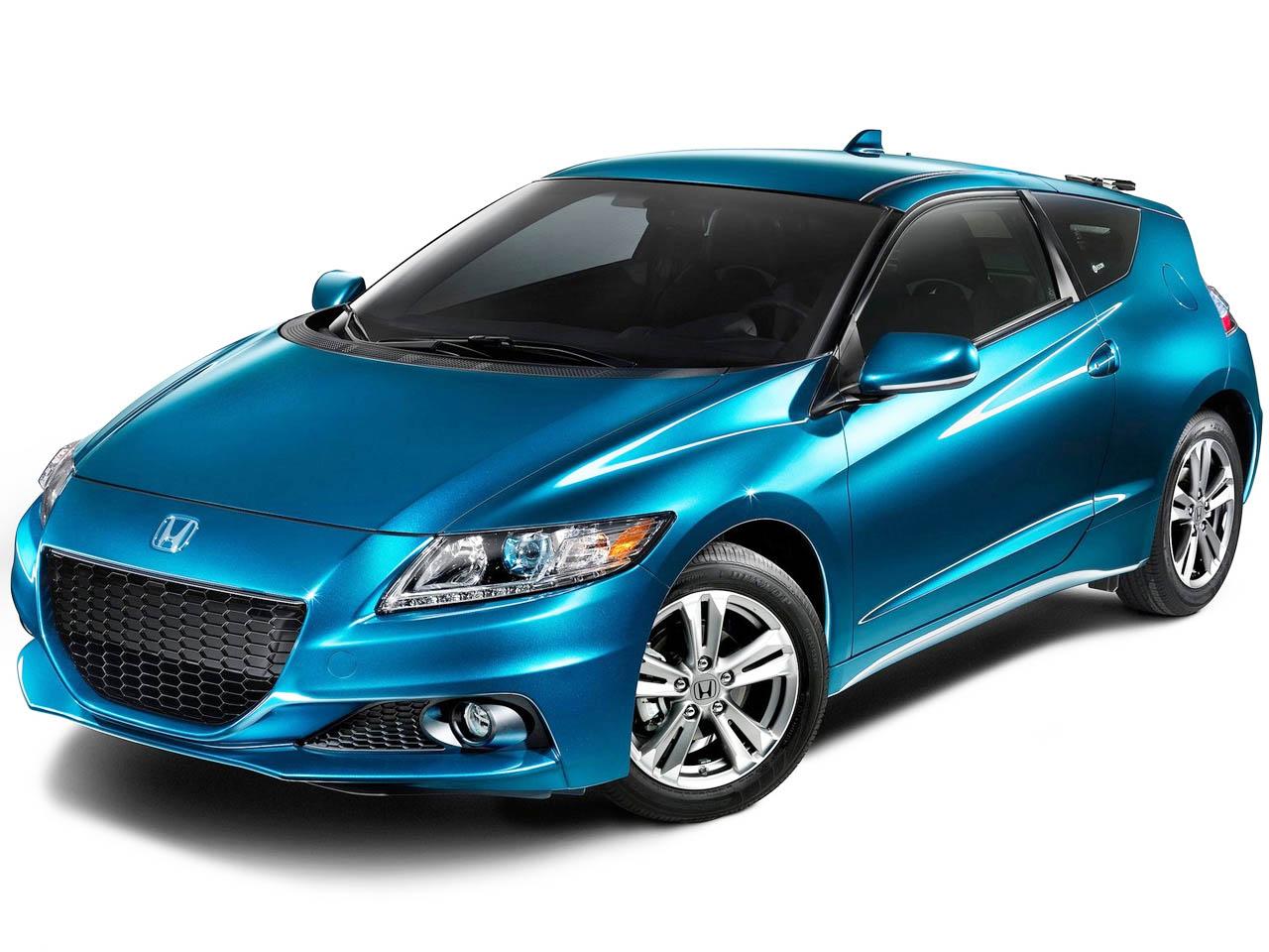 Honda Cr Z Smart Car Manufacured By