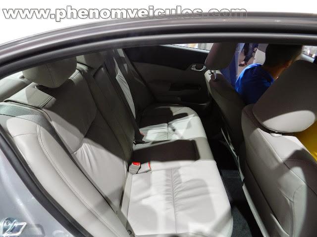 Salão do Automóvel de 2014: Honda City é destaque no meio de todos!