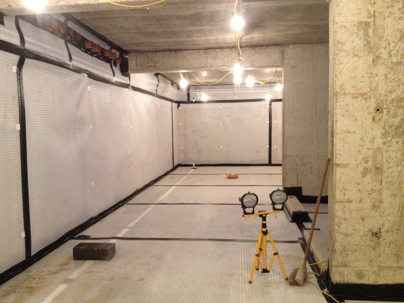 Radon And Waterproofing