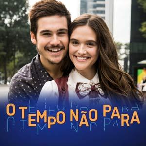 Trilha Sonora da Novela 'O Tempo Não Para'
