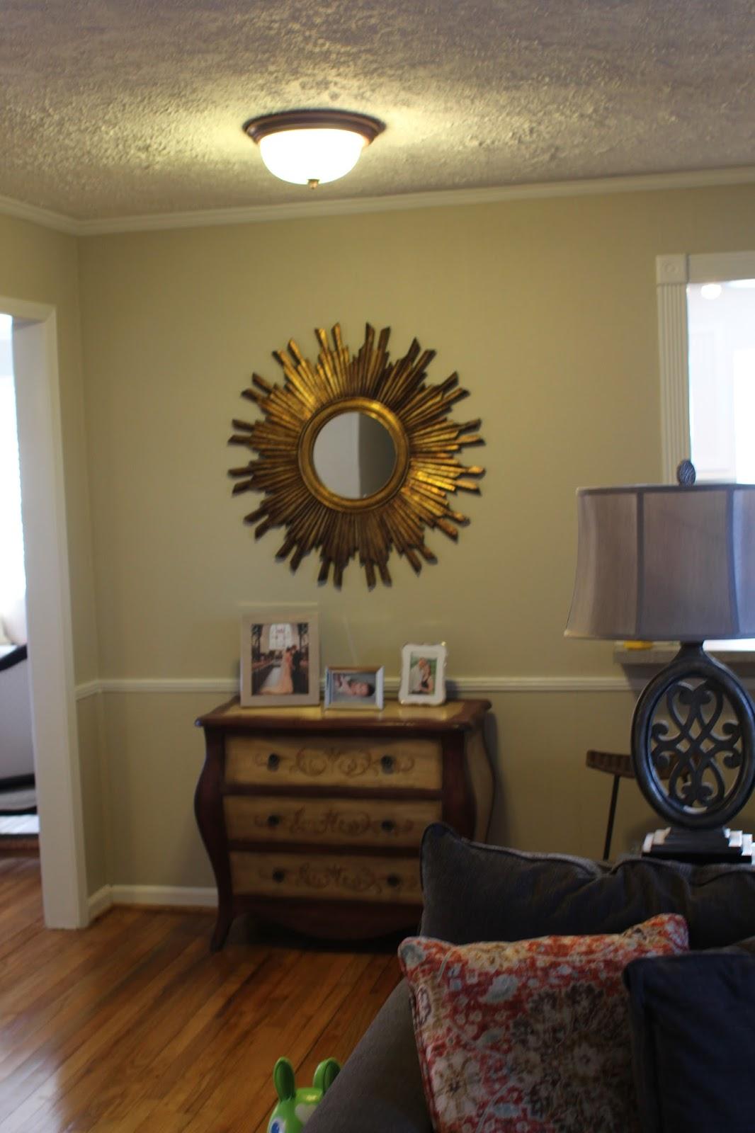 Boho Coastal Living Room Reveal Olive And Tate