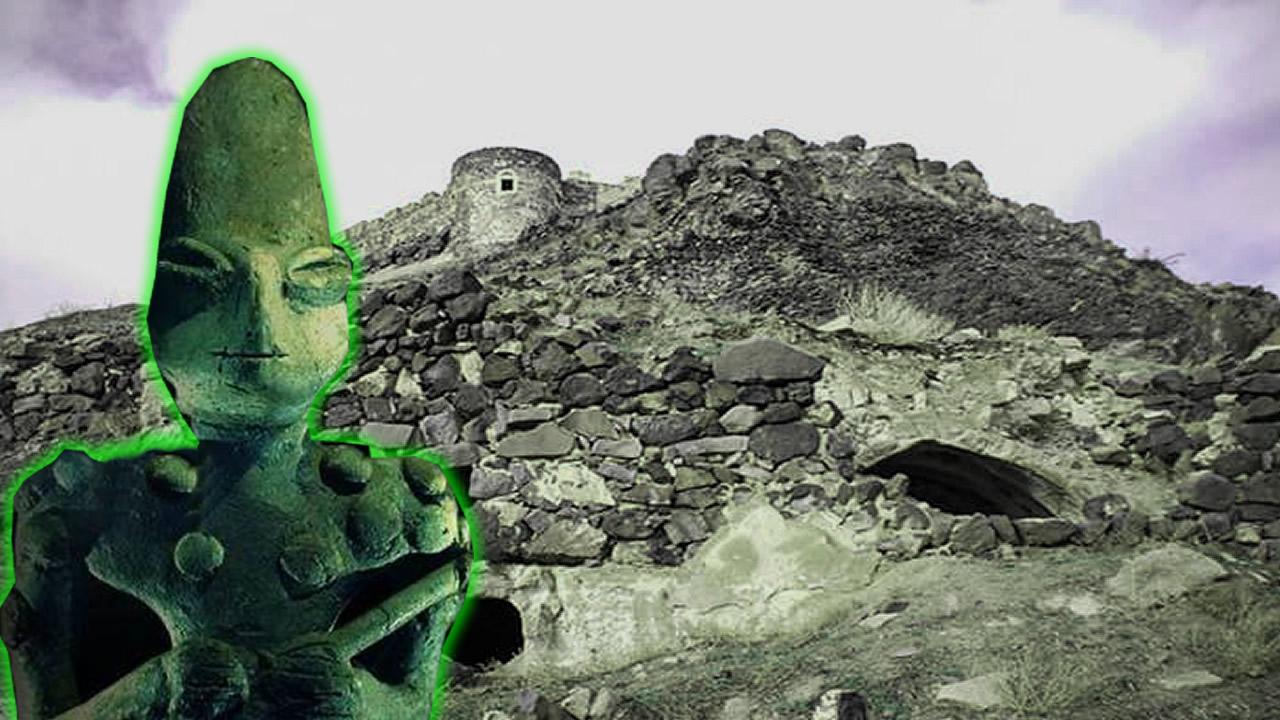 ¿Qué relación hay entre una antigua ciudad subterránea en Turquía y «Reptilianos» de la Cultura Ubaid?